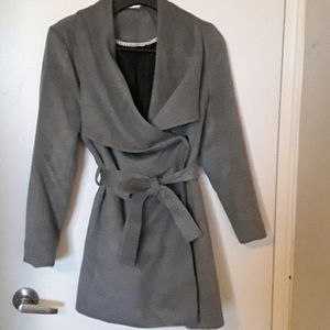 Very good condition grey coat